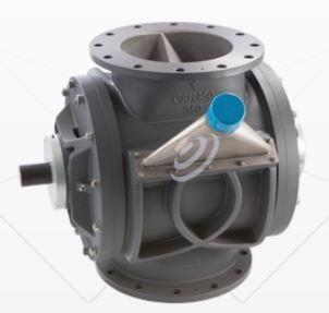 粒体高浓度专用型回转阀的图片