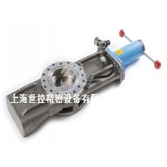 U型气气密式闸刀阀U-Seal Knife Gate Valve-Pneumatic/Manual