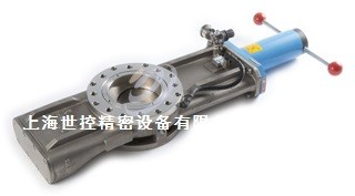 U型气气密式闸刀阀U-Seal Knife Gate Valve-Pneumatic/Manual的图片