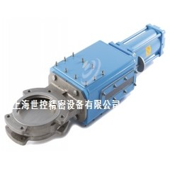 插板阀-封闭式闸刀阀(Enclosed Knife Gate Valve-Pneumatic/Manual的图片