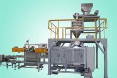 锂盐全自动称量包装机的图片