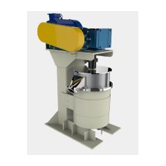 QX系列循环式搅拌球磨机