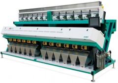 玉米专用色选机 中科光电色选机产量高的图片
