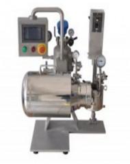 BYZr0.3型实验室纳米陶瓷砂磨机的图片