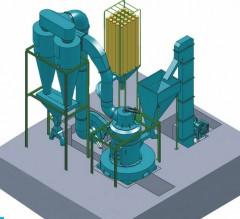 GQ1500磨粉机的图片