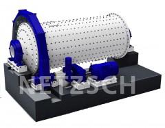 Taurus - 生产精细和超精细物料的球磨机