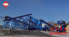 机制砂生产线设计、成套的图片