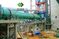 工业回转窑 成套 窑炉设备的图片