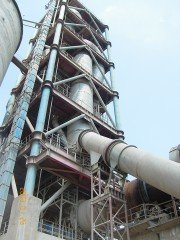 全套水泥生产线设备 出口国外的图片