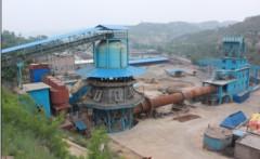 石灰生产线成套设备的图片