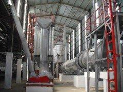 高产量石膏生产线成套设备的图片