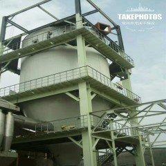 陶瓷染料喷雾干燥机   LPG-300离心喷雾干燥机