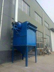 布袋除尘器 脉冲单机水泥仓顶滤筒滤芯加工定做工业除尘设备