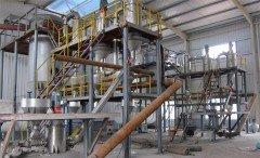 微细球形铝粉惰性气体保护气流分级机