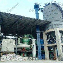 HLM立式磨粉机台湾立磨矿渣水泥立磨机的图片