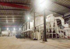 大型雷蒙磨粉机消石灰方解石雷蒙机的图片